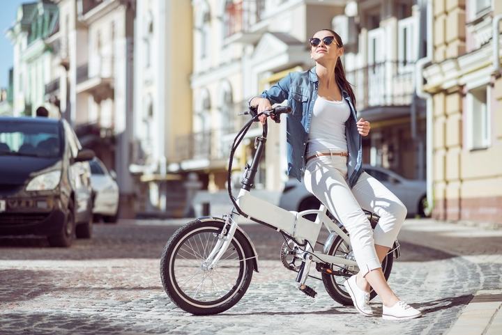 10 Reasons You'll Look Awesome on an Electric Bike