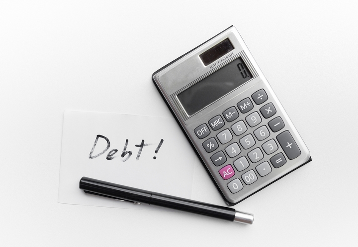 5 Simple Steps to Debt Management