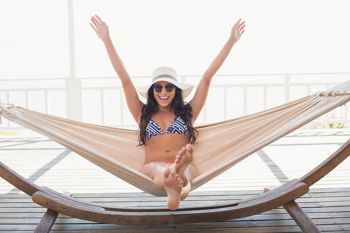 4 Tips to Set Up the Perfect Patio Hammock