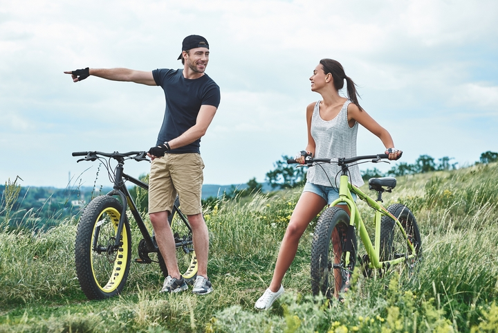 The Top 8 Best Benefits of Bicycle Riding